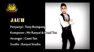 Chord Jauh - Tony Rumpang