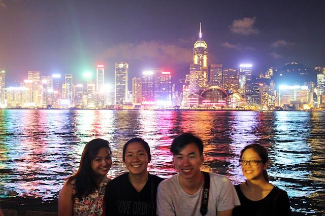 Selfie, Selca, Hong Kong, Kim Ninja, Travelguide