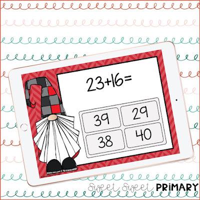 december-math-centers