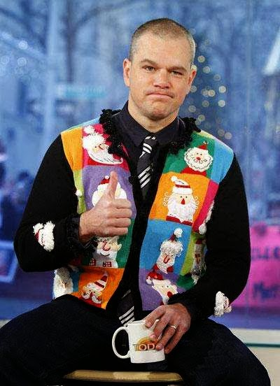The ugliest Christmas Sweaters ever