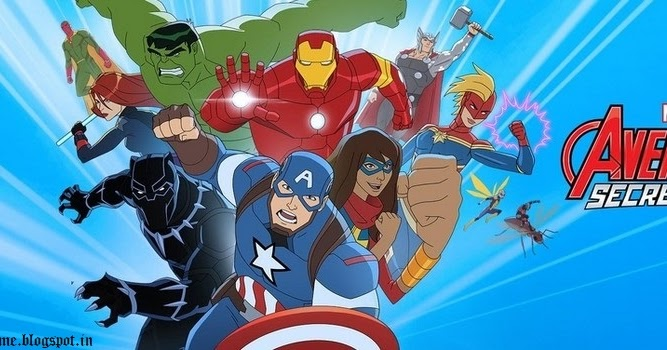 AVENGERS ASSEMBLE SEASON-4 | SECRET WARS (2017) | EPISODES