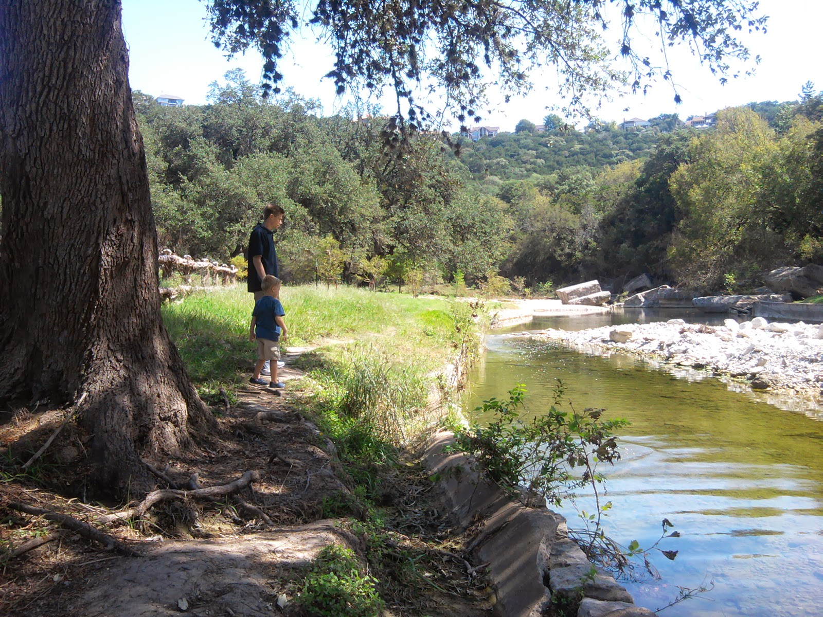 Hiking In The Atx 10 Walks For Families In Central Texas