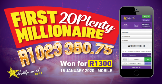Unemployed Durbanite becomes a millionaire