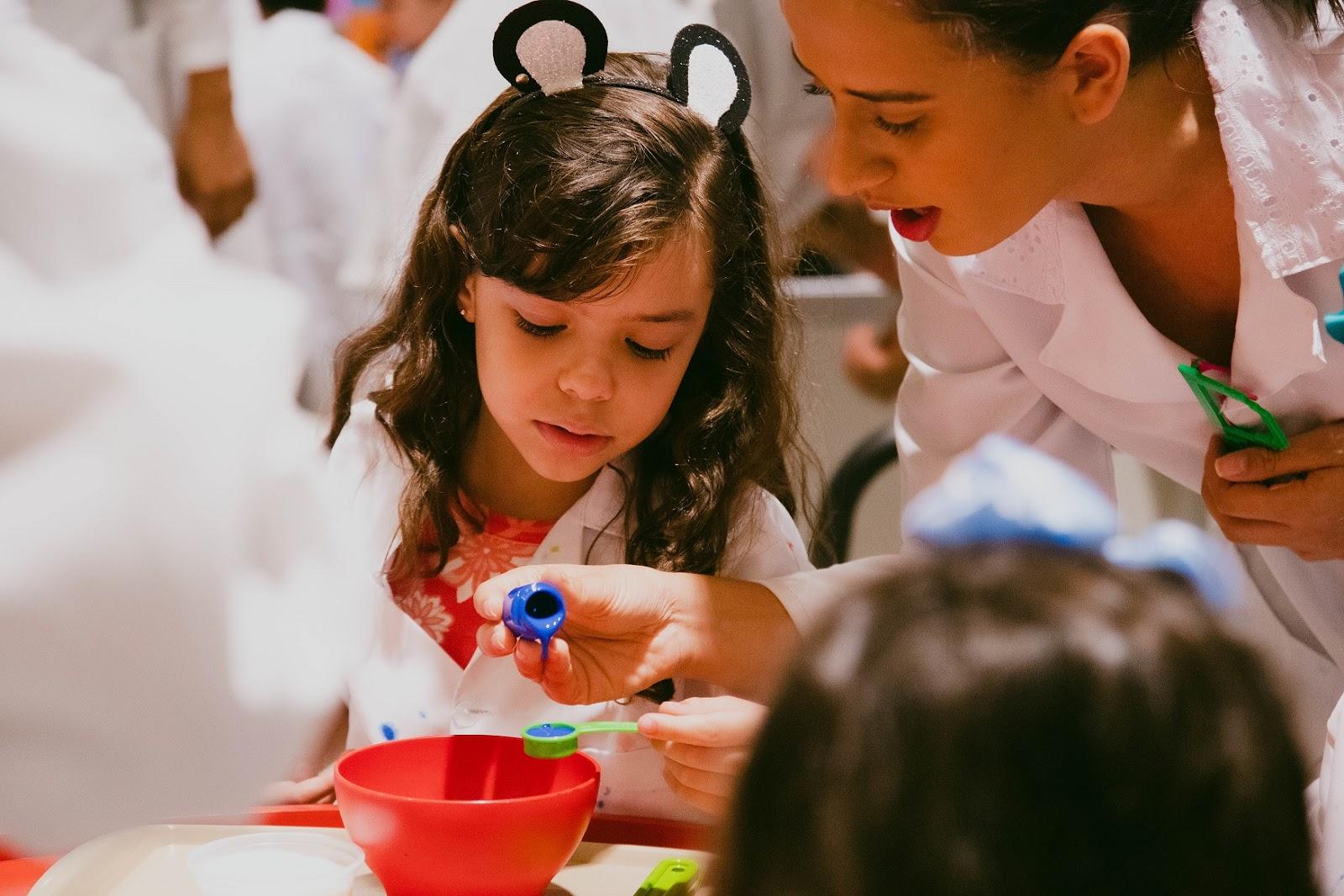 Diversão para crianças continua no Conjunto Nacional
