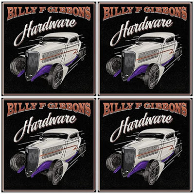 Billy F Gibbons' Music: HARDWARE (12-Track Album) - Songs: My Lucky Card, Spanish Fly, Desert High, West Coast Junkie.. - Streaming/MP3 Download