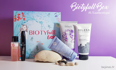 BIOTYfull Box d'Octobre : L'Eauthentique