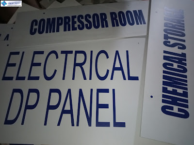 Sintra Board Room Signages