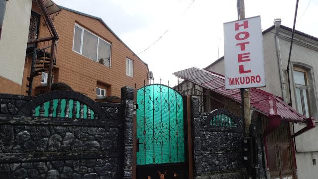 Hotel Mkudro, Kutaissi
