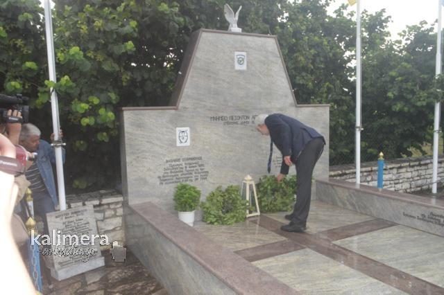 Περιφερειάρχης Πελοποννήσου: Οδηγός για την πατρίδα η θυσία των ηρώων της