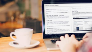 Cara Menulis Artikel Yang Benar Di Blogger Bagi Pemula