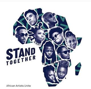 Vários Artistas - Stand Together (Hino Africano de Solidariedade contra COVID-19)