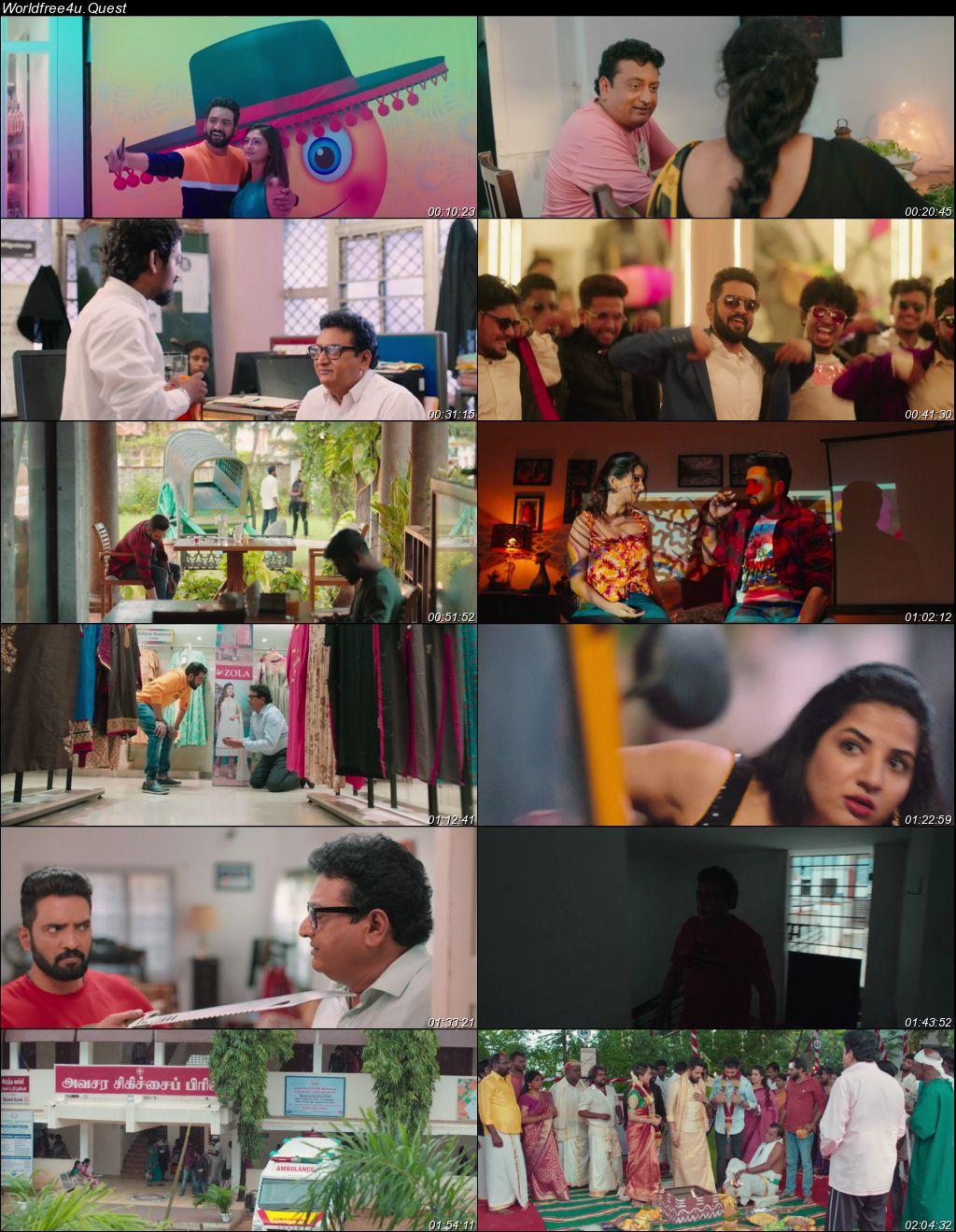 Parris Jeyaraj 2021 Hindi Dubbed Movie Download || HDRip 1080p || 720p || 480p