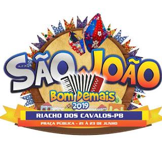 Cadastramento de ambulantes para o São João Bom Demais em Riacho dos Cavalos Começa nesta quinta-feira (13)