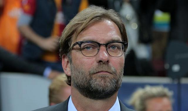 Boss Liverpool Jurgen Klopp