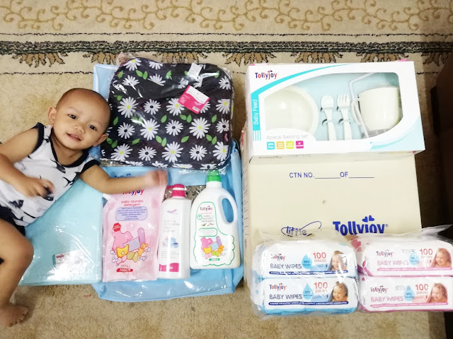 Tollyjoy, tollyjoy malaysia, baby , barangan baby, wet tissue Tollyjoy, tuala Tollyjoy