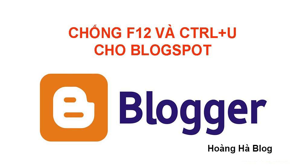 Chặn Người Dùng Ctrl + U Lấy Thông Tin Trên Blogspot