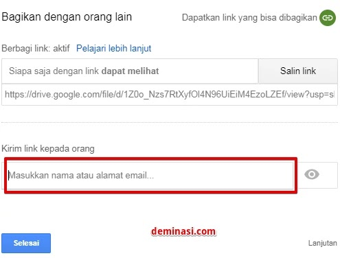 Temukan Cara Mengirim Google Drive Ke Email Terbaru
