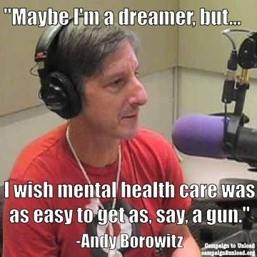 mental health care impossible to get