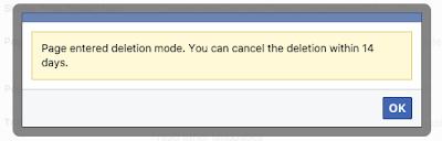 Bagaimana Cara Menghapus Halaman Facebook Bisnis