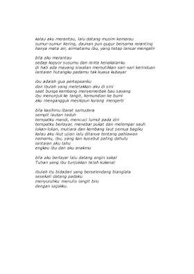 Cerpen Bahasa Madura