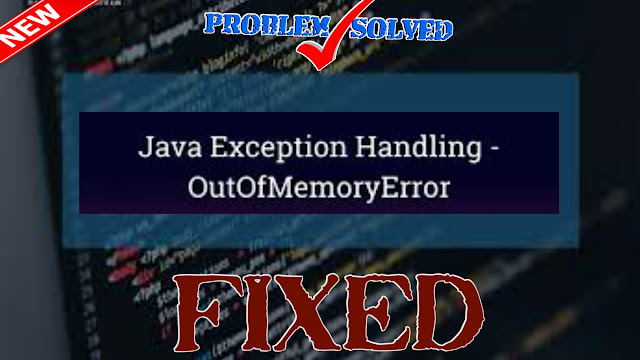 java out of memory error,Why out of memory error occurs in Java?,How would you investigate out of memory error?,How do I free up Java memory?,Java Out of memory error Minecraft,How to analyze out of memory error in Java,How to resolve out of memory error in Java,Java out of memory error Java heap space, Out of memory error in Java 8,Java lang OutOfMemoryError: Metaspace