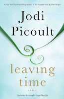 Leaving Time by Jodi Picoult book cover and review
