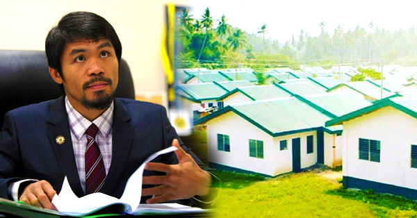 Truth Behind The Housing Project Of Manny Pacquiao In Sarangani EXPOSED!