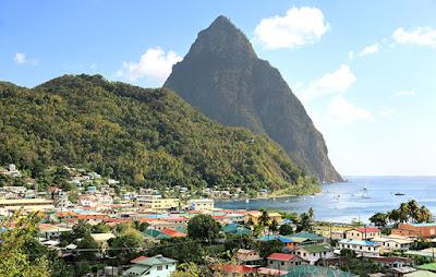 Гражданство Сент-Люсия - второй паспорт за инвестиции