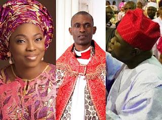 Ambode Sacks Lagos Chaplain Pastor Femi Taiwo