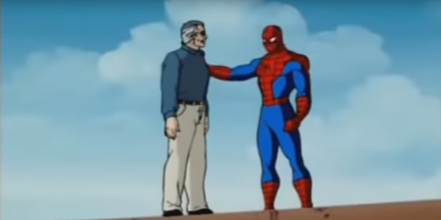 5 things YOU MUST know Stan Lee, Spider-Man: The Animated Series (1994)