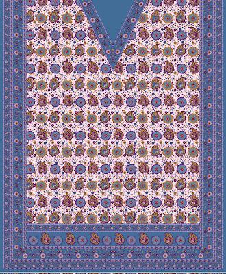 Lavanya-Geometric-Textile-Kaftan 29