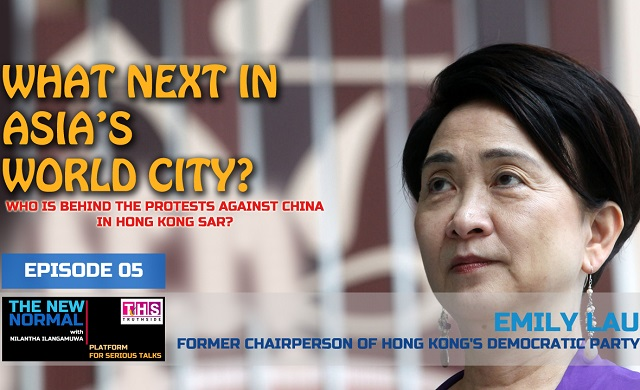 Exclusive: Hong Kong Chief Executive Carry Lam is the culprit – Emily Lau
