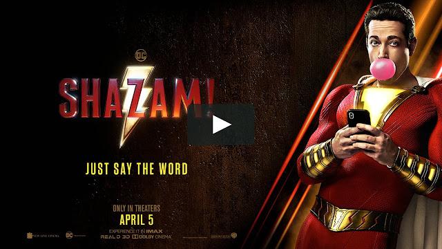 Shazam Hollywood Comedy Movie List