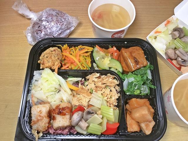 蔡老師蔬食~台北素食便當、專業午餐便當外送