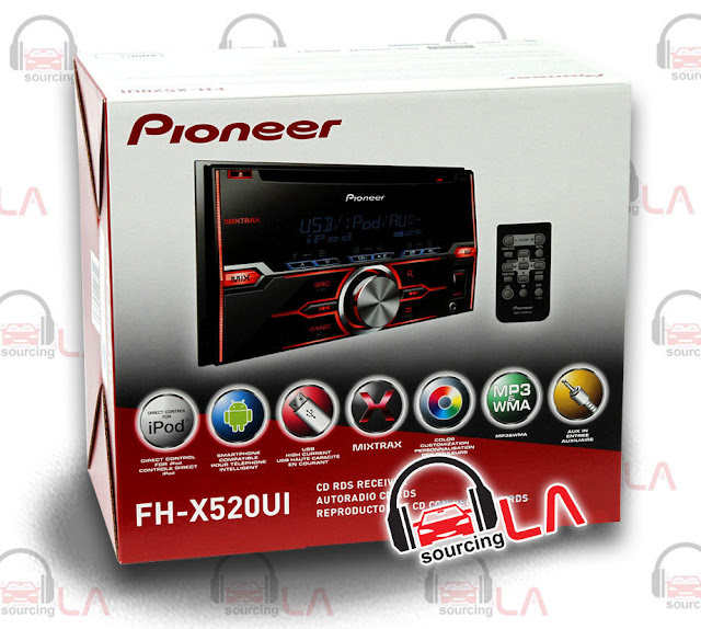 http://www.ebay.com/itm/PIONEER-FH-X520UI-CD-MP3-PANDORA-IPOD-USB-IPHONE-EQUALIZER-200W-AMP-CAR-STEREO-/142053445873