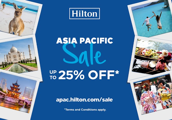 HILTON ANNOUNCE SOUTH EAST ASIA YEAR-END SALE