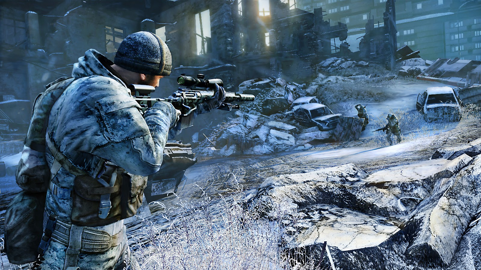 Sniper Ghost Warrior Download For Pc Highly Compressed