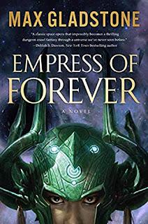recensione Empress of Forever sci-fi libri 2019
