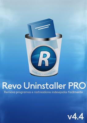 Cover Revo Uninstaller PRO versão 4.4