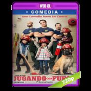 Jugando con fuego (2019) WEB-DL 720p Latino