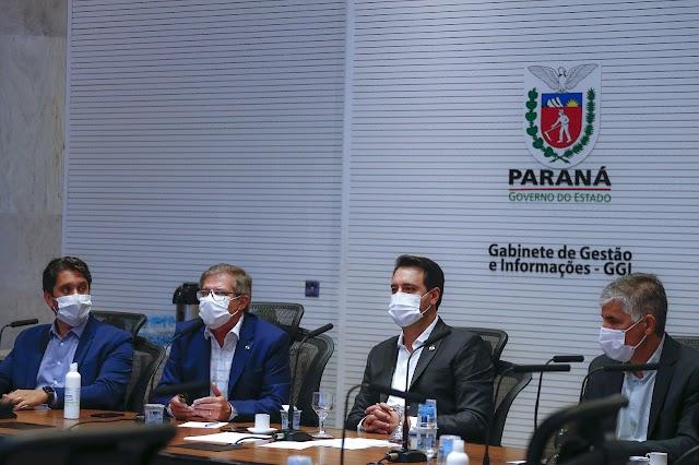 HABITAÇÃO - Governo Federal inicia apresentação de programa habitacional pelo Paraná