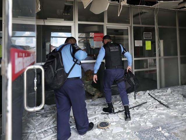 Amazonas prende 31 suspeitos de participar de ataques criminosos