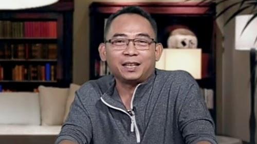 Dipolisikan Pendakwah Adi Hidayat, Eko Kuntadhi: Melanggar Pasal Apa Ya
