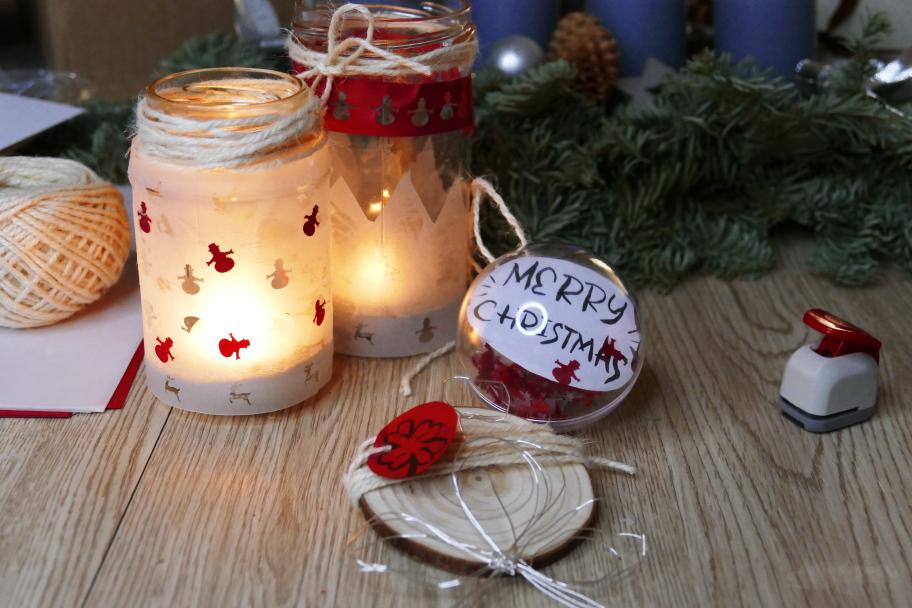 DIY Last Minute Weihnachtsdeko - Schnell und einfach selbstgemacht