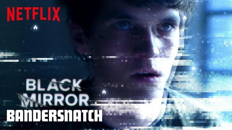 Bandersnatch, Film Interaktif dengan 1 Triliun Jalan Cerita