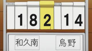 ハイキュー!! アニメ 2期17話   HAIKYU!! Karasuno vs Wakutani minami