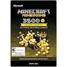 Minecraft Minecraft 3500 Minecoins Pack Video Game Item