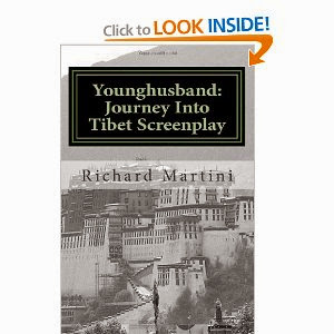 "My screenplay ""Younghusband: Journey Into Tibet"" at Amazon"