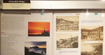 ExfiAviles, Tarjetas postales, San Sebastián, Arturo Ferrer Zavala
