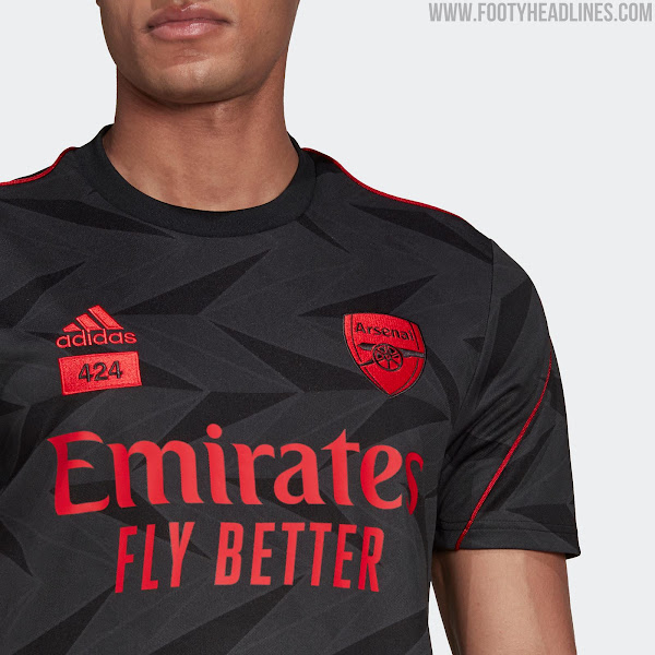 https www footyheadlines com 2021 03 adidas x 424 x arsenal kit collection html